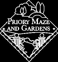 Priory Maze and Gardens Logo