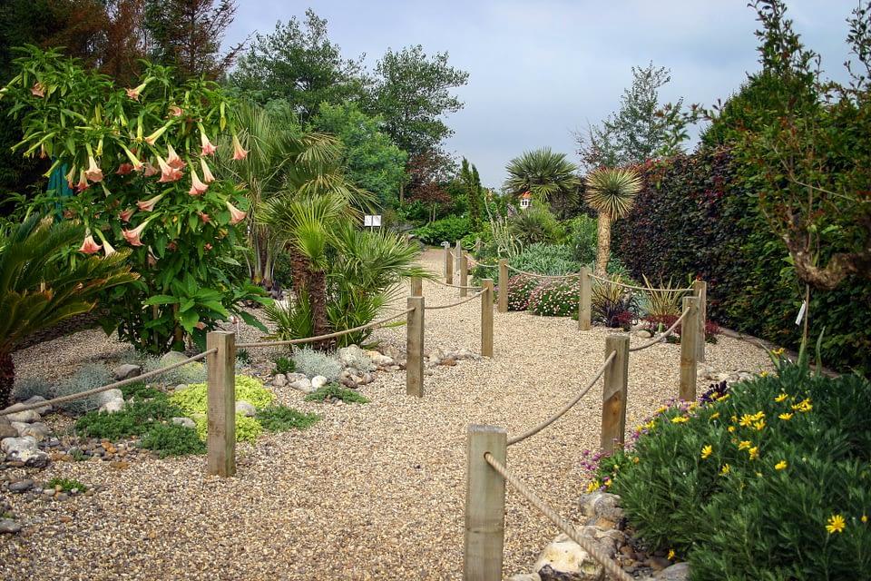 Norfolk Riviera Garden